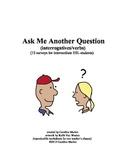 Ask Me Another Question (ESL Surveys)