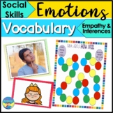 Social Skills Activities for Emotions, Social Inferences &