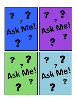 Ask Me Signs