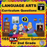 2ND GRADE LANGUAGE ARTS - Curriculum Map Questions for Tea