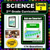 2ND GRADE SCIENCE Curriculum Map Progressive Questions for