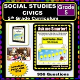 5TH GRADE SOCIAL STUDIES & CIVICS Curriculum Map Progressive Questions