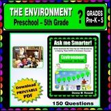 ENVIRONMENT Curriculum Map Questions Preschool - 5th Grade