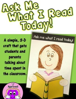 Ask Me What I Read Today!