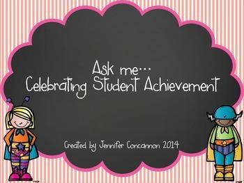 Ask Me...Celebrating Student Success