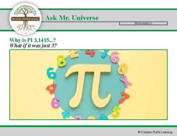 Ask Dr Universe: Why is Pi 3.14 ?