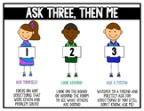 Ask Three, Then Me Poster