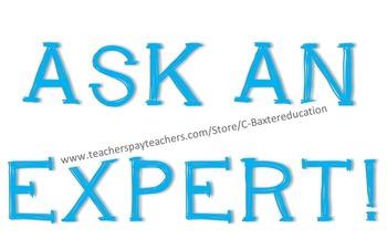 Ask an expert badges