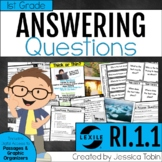 Ask and Answer Questions RI1.1