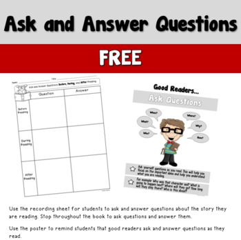 ask a question and get an answer for free