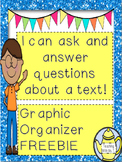 Ask and Answer Questions FREEBIE