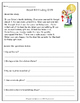 RL.1.1,  RL.2.1 Ask & Answer Questions (Worksheets, Posters, & Desktop Helpers)