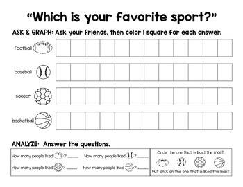 Ask and Graph *No Prep!*