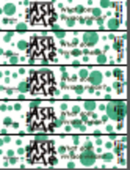 Ask me MUSIC Wristbands: Dynamic and Tempo markings (FREEBIE in preview )