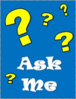 Ask me badges