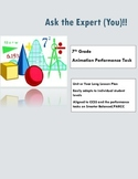 Ask the Expert (You)! (aligned to Smarter Balanced specifications)