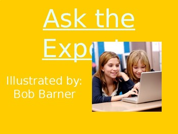 Ask the Experts - Genre & Purpose