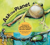 Ask the Planet song and activity