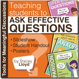 Asking Effective Questions: Tools for Discussions