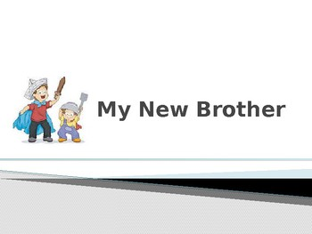 My New Brother Social Story