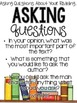 Asking Questions About Your Reading Posters