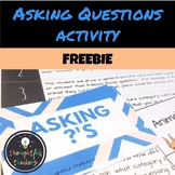 Asking Questions Activity