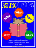 Asking Questions Anchor Chart