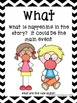 Asking Questions (Basic Signal Words Posters)