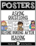 Asking Questions {Before, During & After) ELA Reading: Kindergarten & First