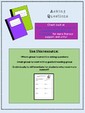 Asking Questions Graphic Organizer