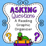 Asking Questions Graphic Organizer FREEBIE