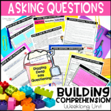 Asking Questions Printables & Activities (Print & Digital)