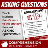 Asking Questions Reading Comprehension Lesson Distance Lea
