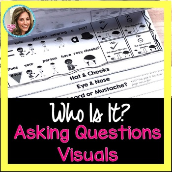 Asking Questions | Speech Therapy | Special Education and Autism Resources