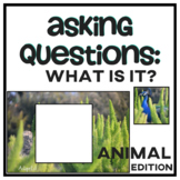 Asking Questions: What is it? Animal