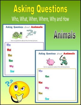 Asking Questions about Animals