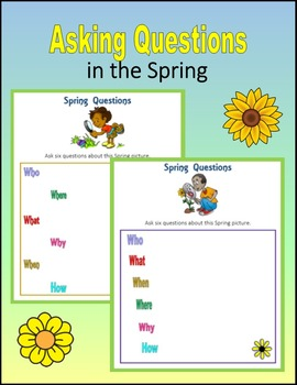Asking Questions in the Spring (Seasons)