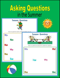 Asking Questions in the Summer (Seasons)