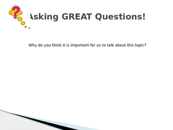 Asking Questions to Make Meaning