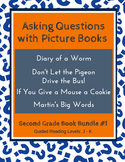 Asking Questions with Picture Books (Second Grade Book Bundle #1) CCSS