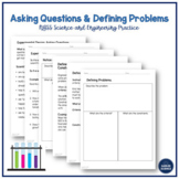*Experimental Design* Asking Scientific Questions * NGSS A