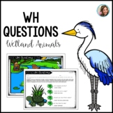 Wh questions | Speech Therapy | Asking Questions | Wh Questions Activities