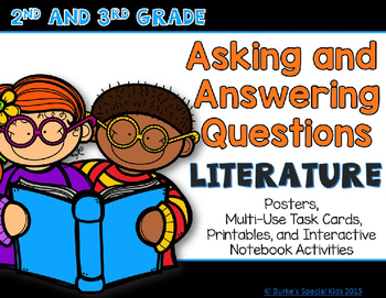 #teachersremember Asking and Answering Questions RL.2.1
