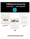 Ask and Answer Questions Using Photographs
