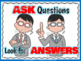 FREE Asking and Answering Questions in Complete Sentences TASK CARDS