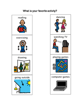 """Asking and Answering """"What"""" Questions: Visual Prompt Boards"""