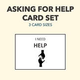 Asking for 'HELP' cards