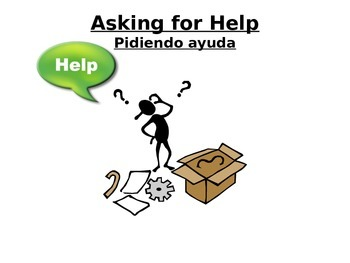 Asking for Help - Bilingual - Powerpoint