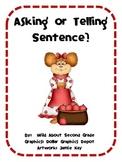 Asking or Telling Sentence?