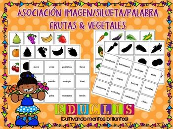 Asociación frutas & verduras
